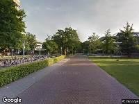 112 melding Brandweer naar Montessorilaan in Nijmegen vanwege activering sprinkler