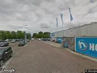 Ambulance naar Koningshoek in Maassluis