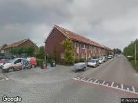 112 melding Ambulance naar Kruidenlaan in Wateringen