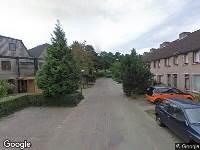 112 melding Ambulance naar Dommelborch in Rosmalen