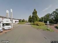 112 melding Ambulance naar Bedrijfsweg in Grootebroek