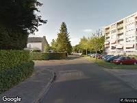 112 melding Besteld ambulance vervoer naar Händellaan in Breda