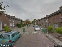 112 melding Ambulance naar De Eerensstraat in Roermond