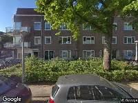 112 melding Brandweer naar Gibraltarstraat in Amsterdam