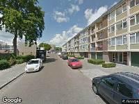 112 melding Ambulance naar De Waghemakerstraat in Eindhoven
