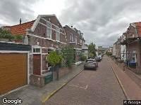 112 melding Ambulance naar Van Ostadestraat in Zandvoort