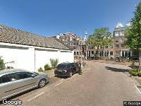 112 melding Ambulance naar Binnenkadijk in Amsterdam