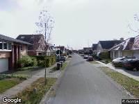 112 melding Ambulance naar Buddy Boldenlaan in Eindhoven