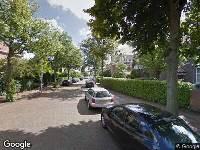112 melding Ambulance naar Vijverlaan in Haarlem vanwege verkeersongeval