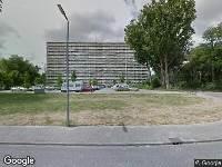 112 melding Ambulance naar Albert Schweitzerplaats in Rotterdam