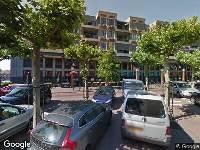 Ambulance naar Pastoor Spieringsstraat in Uden