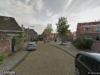 112 melding Ambulance naar Barbarossastraat in Haarlem vanwege ongeval met letsel