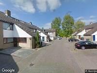 Ambulance naar Lage Molen in Papendrecht