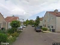112 melding Ambulance naar Meester van Goerlestraat in 's-Hertogenbosch