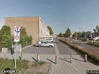 Ambulance naar Kornetstraat in Uden