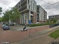 112 melding Ambulance naar Lambertus Zijlplein in Amsterdam