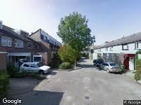 112 melding Brandweer naar De Colman in Wateringen