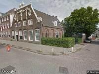 112 melding Ambulance naar Oostenburgergracht in Amsterdam