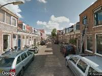 112 melding Ambulance naar Roosveldstraat in Haarlem