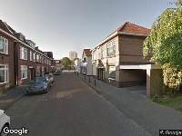 112 melding Brandweer naar Carmelitessenstraat in Eindhoven vanwege verkeersongeval