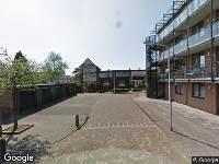 112 melding Ambulance naar Zwaluwstraat in Alblasserdam