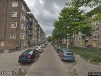 112 melding Ambulance naar De Schaapherderstraat in Amsterdam