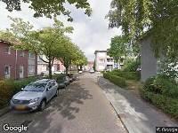 Ambulance naar Waterhoenstraat in Dordrecht
