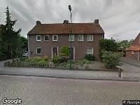Ambulance naar Zijlstraat in Heeswijk-Dinther