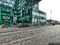 112 melding Ambulance naar Herikerbergweg in Amsterdam