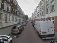 112 melding Ambulance naar Pieter de Raadtstraat in Rotterdam
