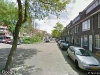 Ambulance naar Verheijstraat in Vlaardingen