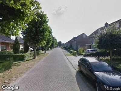Ambulance naar Jeroen Boschstraat in Vinkel