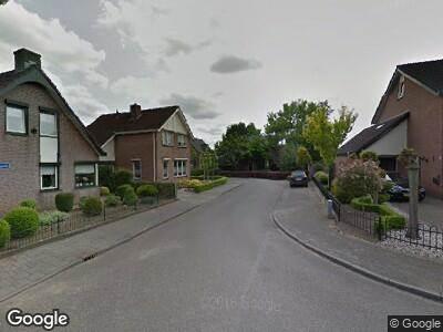 Ambulance naar De Steenheuvel in Groessen
