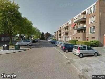Ambulance naar Emmalaan in Etten-Leur