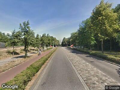 Brandweer naar Postjesweg in Amsterdam