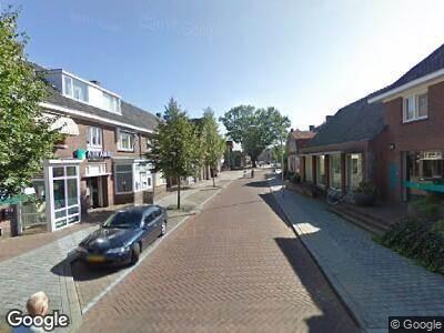 Ambulance naar Dorpsstraat in Rosmalen