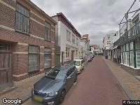 112 melding Ambulance naar Brugstraat in Zandvoort