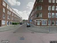 Ambulance naar Overijselsestraat in Rotterdam