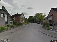 112 melding Ambulance naar De Steenheuvel in Groessen