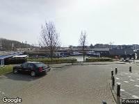 Ambulance naar Govert van Wijnkade in Maassluis