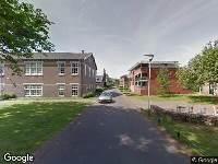 112 melding Ambulance naar Molenveldlaan in Nijmegen