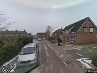 112 melding Ambulance naar Nichtenhofstraat in Nieuwaal