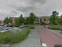 112 melding Brandweer naar Louis Davidsstraat in Almere