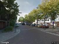 112 melding Ambulance naar Teylerstraat in Haarlem vanwege ongeval met letsel