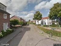 112 melding Ambulance naar Titulaerlaan in Prinsenbeek