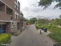 Ambulance naar Arkplein in Alkmaar