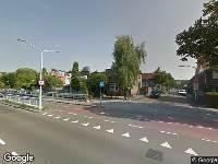 Brandweer naar Dubbeldamseweg Zuid in Dordrecht vanwege verkeersongeval