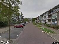112 melding Brandweer naar Nachtegaalstraat in Alphen aan den Rijn