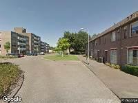 112 melding Ambulance naar Berkenrodelaan in Tilburg