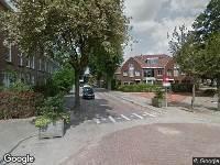 Ambulance naar Javastraat in Dordrecht